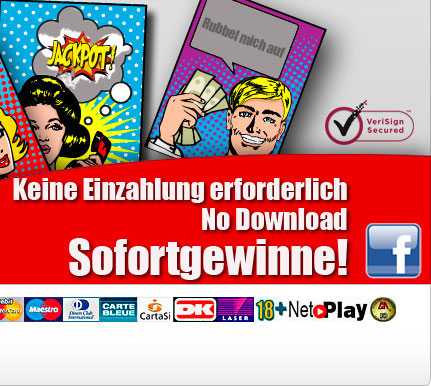 Online-Rubbelkarten - Spielen Sie Rubbelkarten-Spiele gratis online