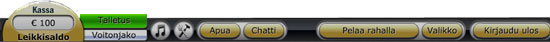 Games Toolbar
