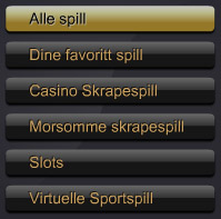 Games Categories